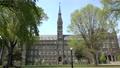 Campus of Georgetown University. Washington, D.C., USA. 76592610