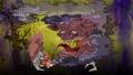 巨大妖怪-赤舌が人間を食べる 76729413