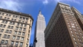 Empire State Building from Herald Square (W 34th Street and Broadway) NYC, USA. 76890419