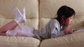 reading, younger, girl 76946827
