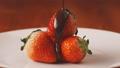 strawberries, strawberry, chocolate 77047805