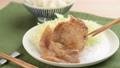 Grilled pork ginger 77047816