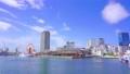 青空と神戸の景色 77114337