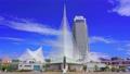 青空と神戸の景色 77114442