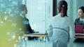 Business network teamwork 77130079