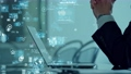 data, technology, business 77130080