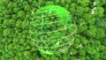 Future environmental conservation and sustainable ESG modernization development 77157287