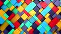 Background of Geometric Shapes 77209147