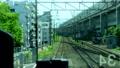 根岸線 前面車窓展望撮影 4k 77281853