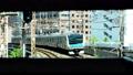 根岸線 前面車窓展望撮影 4k 77281856