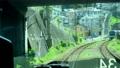 根岸線 前面車窓展望撮影 4k 77281871