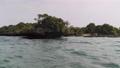 Lagoon at Kwale Island in Menai Bay, Mangroves with Reefs and Rocks, Zanzibar 77360965