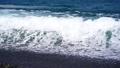 波打ち際 海素材 スローモーション【新潟県】 77440196