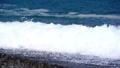 波打ち際 海素材 スローモーション【新潟県】 77440197