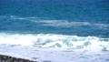 波打ち際 海素材 スローモーション【新潟県】 77440201