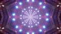 Dynamic 4K UHD 60 FPS 3d illustration of endless futuristic tunnel 77601976