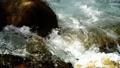 mountain stream, mountain torrent, river 77643468