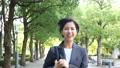 Running business woman 78056003