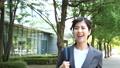 Running business woman 78056004