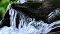 A small waterfall with beautiful and beautiful water 78201022