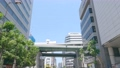 大阪の堺筋 梅田方面へ車で走行 78260353