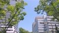 大阪ビジネスパークを車で走行 78260356
