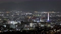 京都タワーと中心街の夜景 【都市夜景 京都】 78436455