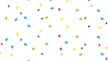 Concentrated line confetti frame material cartoon effect background 78449297