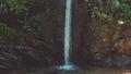 美しい宿谷の滝 奥武蔵自然歩道 埼玉県毛呂山町(ドローンによる空撮) 78498982