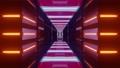 3d illustration of 4K UHD 60FPS endless moving corridor 78602274