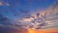 황혼의 하늘 시간 경과 노을 있습니다 perming4k210621002 영상 소재 78871955