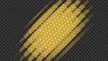 文様パターンのトンランジション、和柄、麻の葉、放射状 78967416