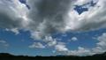 장마의 푸른 하늘과 거친 구름 4k 시간 경과 perming4k210719 79957657