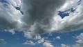 장마의 푸른 하늘과 거친 구름 4k 시간 경과 perming4k210719 79957658
