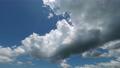 장마의 푸른 하늘과 거친 구름 4k 시간 경과 perming4k210719 79957660