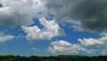 장마의 푸른 하늘과 거친 구름 4k 시간 경과 perming4k210719005 80107303