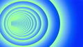 Loop motion through colorful hypnotic tunnel 80276711