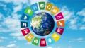 青空と環境イメージ サステナブル SDGs 80529347