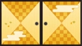襖 日本式扉のスライドアニメーション 80609058