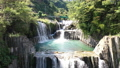 Yamanashi Prefecture, Tahara Falls, clear stream Katsura River hit the basin vigorously 80819224
