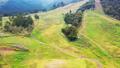 Aerial view of summer ski resort at Maiko Snow Resort, Niigata Prefecture 80838593