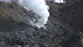 活発に噴煙を上げる情景@大雪山旭岳、北海道 81236340