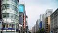 東京 銀座4丁目交差点 ドリーショット ジンバル撮影・移動映像 81270621