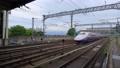 上越新幹線E2系(上毛高原駅通過) 81615608