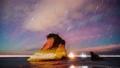 千葉夫婦岩からの星景タイムラプス動画 81746861