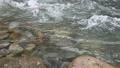 秋川渓谷の川の水スロー  81820609