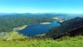 小熊山から木崎湖の眺め(9月) 82118493