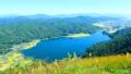 小熊山から木崎湖の眺め(9月) 82118495
