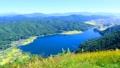 小熊山から木崎湖の眺め(9月) 82118496