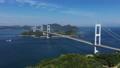 来島海峡、馬島(しまなみ海道) 空撮 82404731